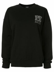 P.E Nation slingshot sweatshirt - Black