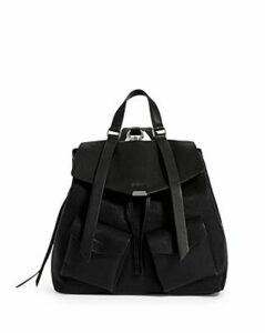 Allsaints Tower Leather Backpack