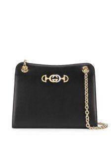 Gucci Zumi frame crossbody bag - Black