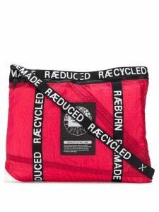 Raeburn Parachute Sling shoulder bag - Red