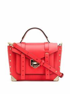 Michael Michael Kors Manhattan medium satchel - Red