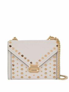 Michael Michael Kors Whitney shoulder bag - White