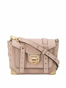 Michael Michael Kors small Manhattan crossbody bag - Pink
