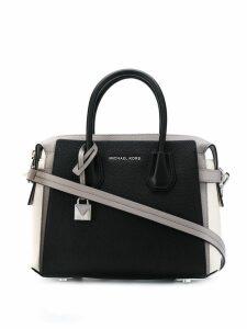Michael Michael Kors mercer satchel bag - Black