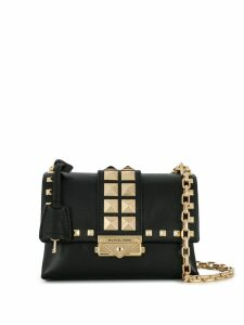 Michael Michael Kors pyramid stud crossbody bag - Black