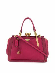 Coach Kisslock Dreamer 21 bag - Red