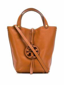 Tory Burch bucket tote bag - Brown