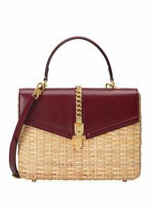 Gucci Sylvie tote bag - Neutrals