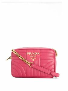 Prada Diagramme camera bag - Pink