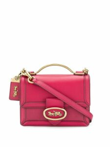 Coach mini cross-body bag - Pink