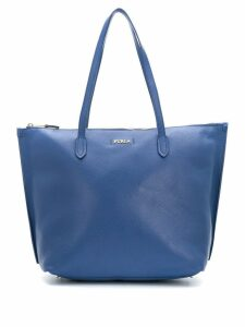 Furla large shoulder bag - Blue
