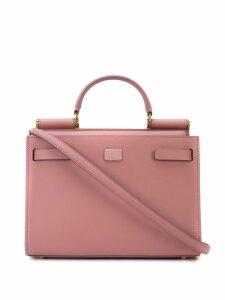 Dolce & Gabbana Small Sicily shoulder bag - Purple