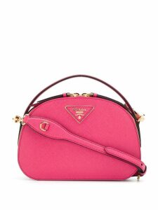 Prada top handle tote bag - Pink