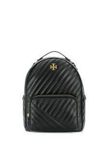 Tory Burch quilted backpack - Black