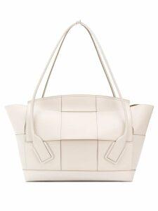 Bottega Veneta Arco 56 shoulder bag - White