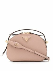 Prada small crossbody bag - Neutrals
