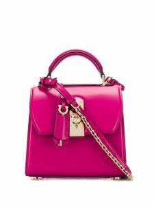 Salvatore Ferragamo mini tote bag - Pink