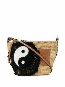Loewe yin yang cross body bag - Neutrals