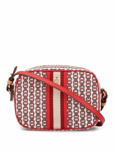 Tory Burch Gemini link mini bag - Red