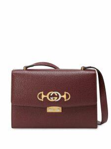 Gucci marmont shoulder bag - Red