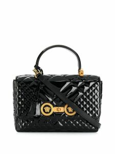 Versace Icon dual-carry bag - Black