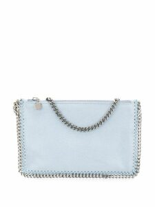 Stella McCartney Falabella clutch - Blue