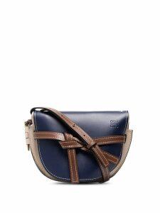 Loewe small Gate shoulder bag - Blue