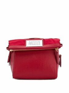 Maison Margiela 5AC medium box bag - Red