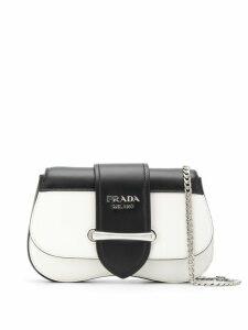 Prada Sidonie belt bag - White