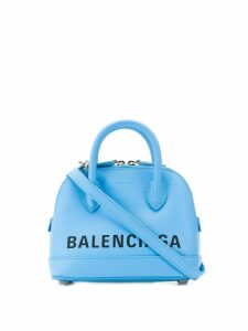 Balenciaga Ville Top Handle XXS AJ tote - Blue
