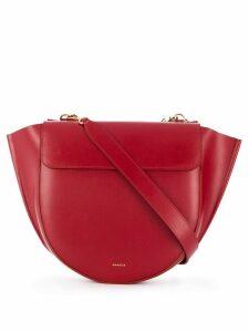 Wandler Hortensia trapeze bag - Red