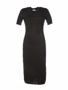 Fendi Ff Cotton Dress