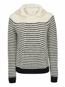 Saint Laurent Hooded Sweater