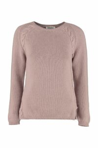 S Max Mara Here is The Cube Giotpi Cashmere Pullover