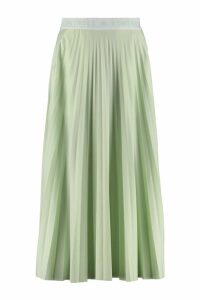 Kappa Kontroll Pleated Midi Skirt