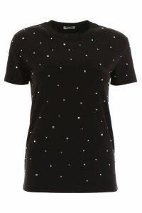 Miu Miu Crystal T-shirt