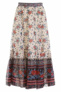 Ulla Johnson Marina Midi Skirt