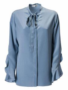 Etro Ruffled Detail Shirt