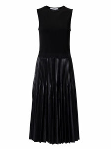 Givenchy Pleated Midi Dress