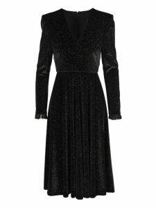 Philosophy Velvet Glitter Dress