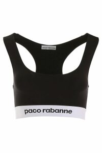 Paco Rabanne Bra Top With Logo