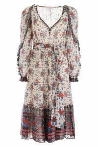 Ulla Johnson Romilly Midi Dress