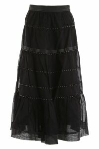 Ulla Johnson Margot Midi Skirt