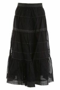 Ulla Johnson Margot Midi Skirt