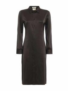 Bottega Veneta Dress Satin Stretch