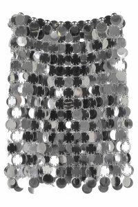 Paco Rabanne Sequins Skirt