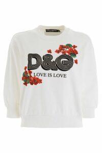 Dolce & Gabbana Love Is Love Sweatshirt