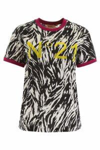 N.21 Animalier T-shirt