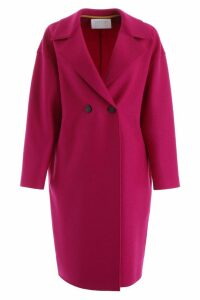 Harris Wharf London Double Coat