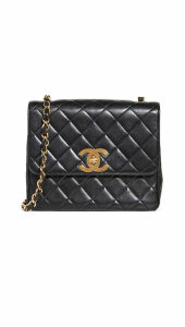 What Goes Around Comes Around Chanel Square Bag